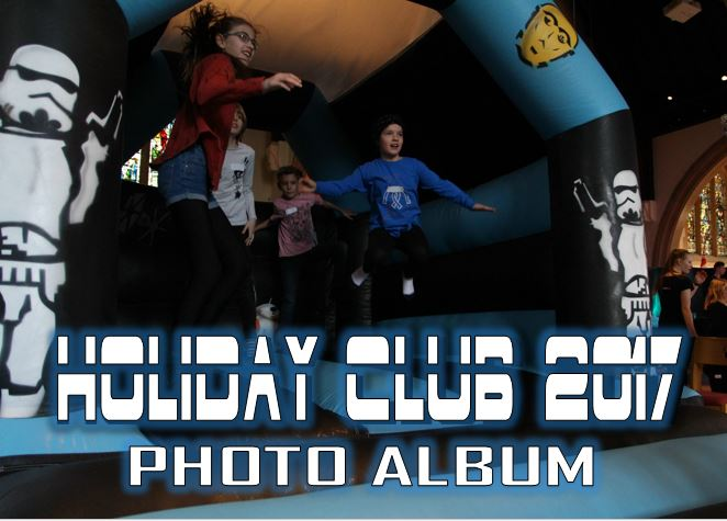 Holiday Club Photo Album