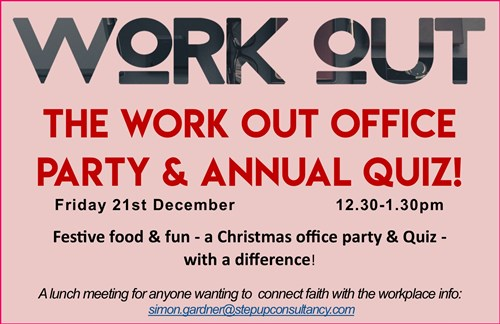 work out 21st Dec with content