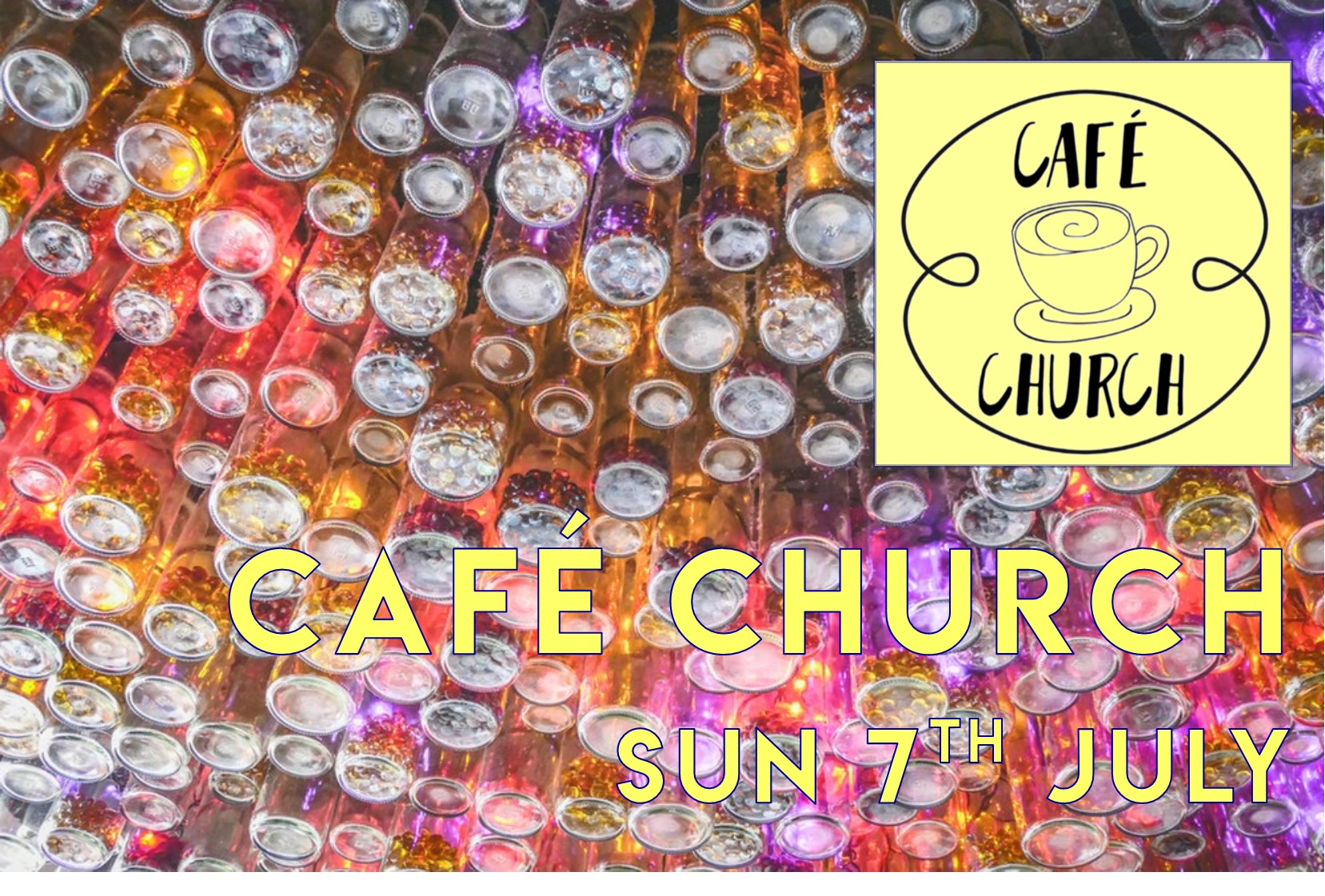 cafe church July 2019